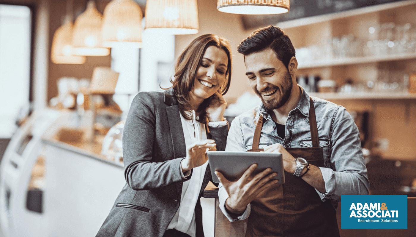 Selezione di personale per la ristorazione
