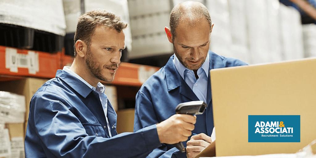 selezione di personale per il settore logistica e trasporti
