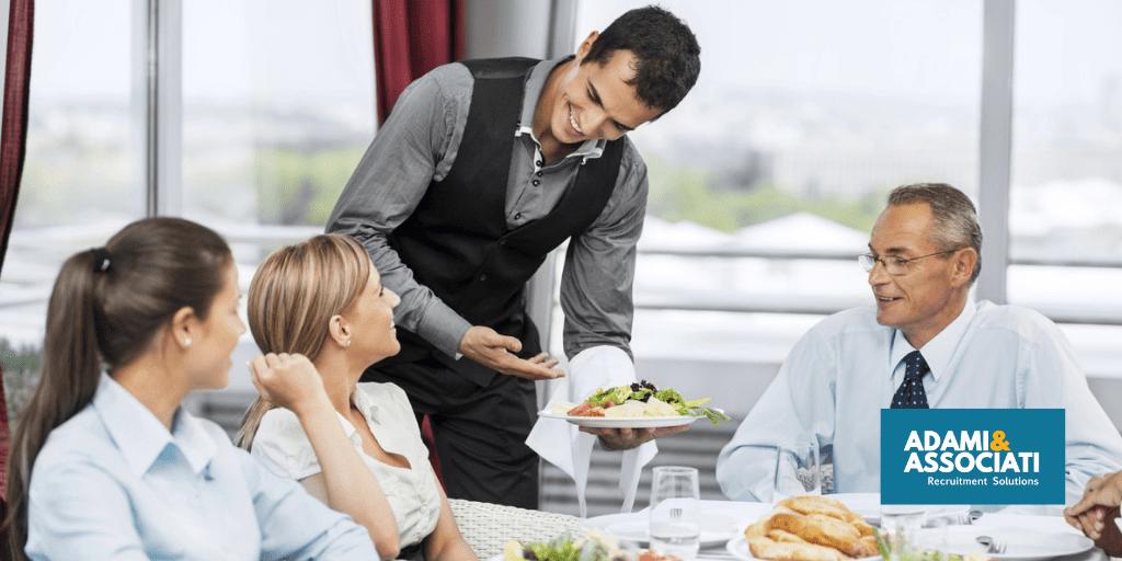 selezione del personale nei ristoranti