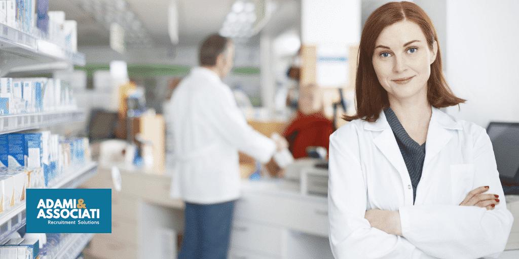 selezione di personale nel settore farmaceutico