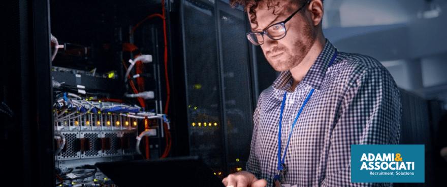 selezione di personale per il settore Information and Communication Technology