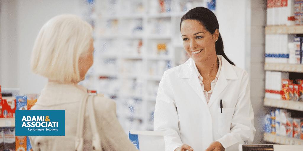 Selezione del personale farmaceutico