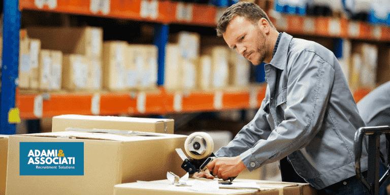 Selezione del personale logistica e trasporti