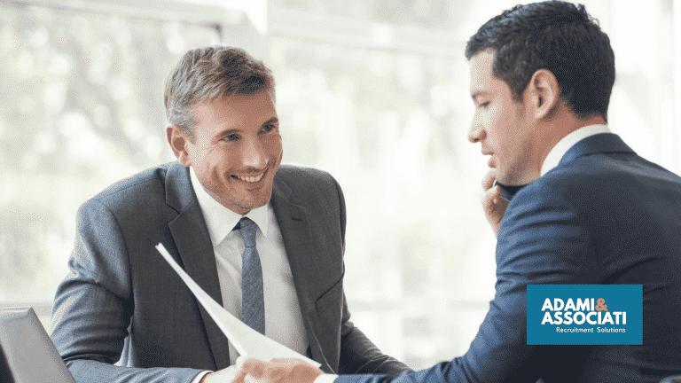 selezione personale Banking & Finance