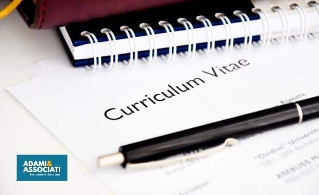 lunghezza curriculum vitae