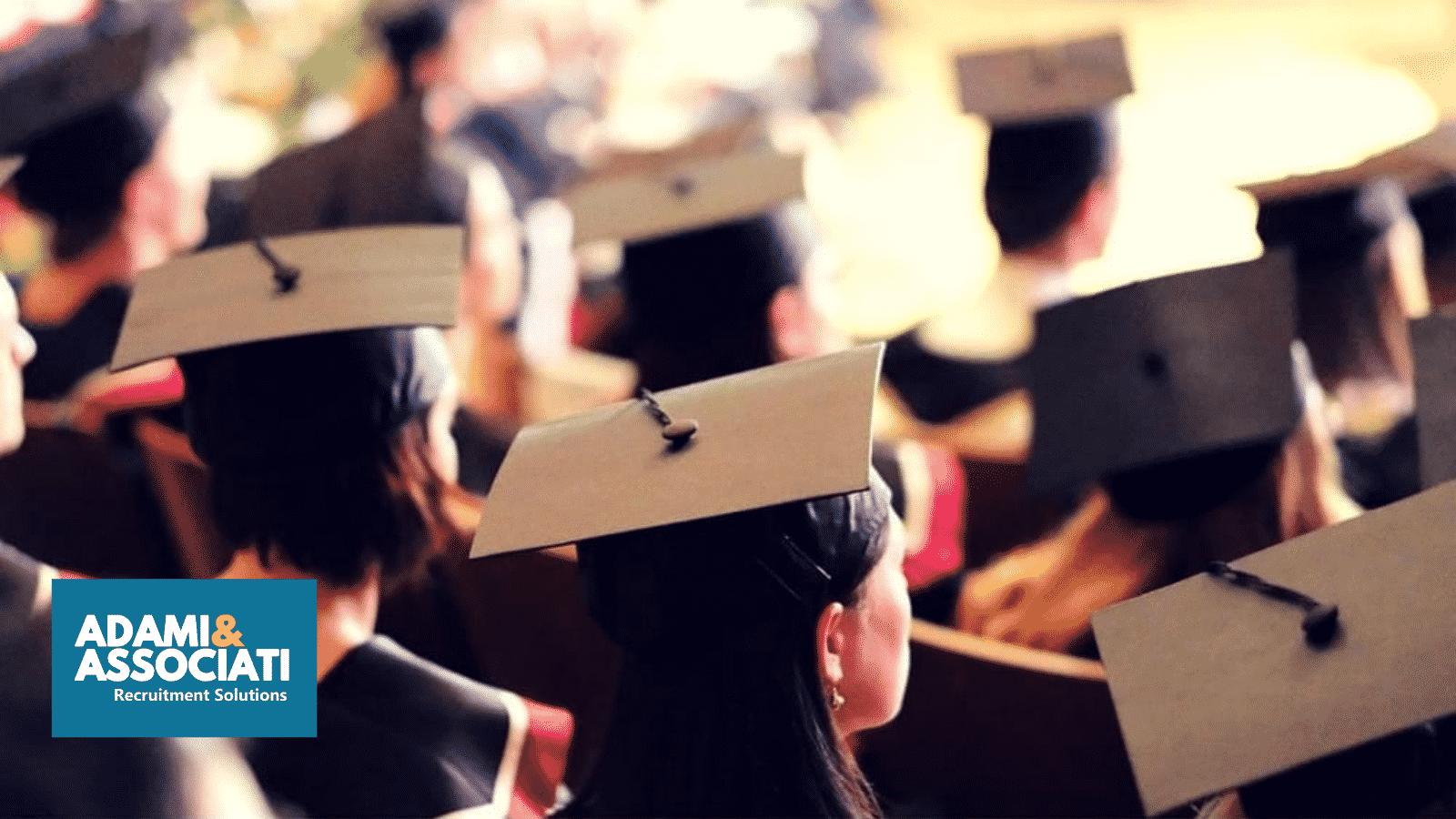 i professionisti e i laureati più richiesti